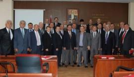 Edirne İl Genel Meclisi Toplantıları 1-5 Eylül'de  Keşan'da yapılacak