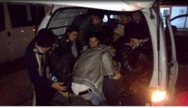 Edirne'de 1 ayda 37 kaçak göçmen yakalandı. (Videolu Haber)
