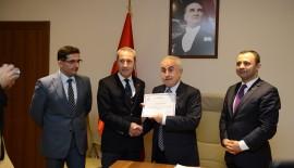 Edirne'de Hasta Haklarını Bahri Dinar Temsil Edecek