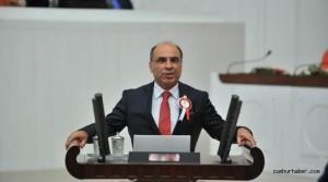 Bircan: Saray bütçesi belli Enez- Keşan yolunun bütçesi belli değil!