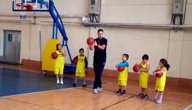 Fenerbahçe Basketbol Okulu Keşan'da çalışmalara başladı…