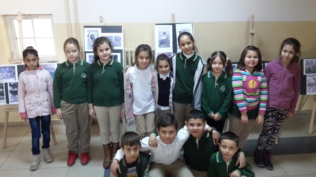 Fatih Sultan Mehmet İlkokulu Fotoğraf Sergisi