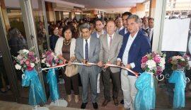 Halk Eğitim Merkezi'nin yılsonu sergileri açıldı