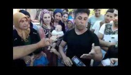 Yenimescit Mahallesi'ndeki AKP'lilerden İlçe Yönetimine Tepki (Videolu Haber)