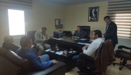 Malkara OSB Yönetim Kurulu Toplantısı Gerçekleştirildi…
