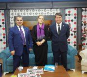 Karayün ve Demir, Kaçkar TV'de basını konuştular… (Videolu Haber)