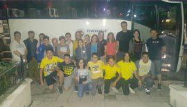 Fenerbahçe Keşan Basketbol Okulu Antalya'ya Gitti.