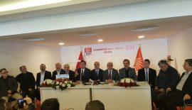 Bülent Varel, CHP İl Başkanlığı'na Adaylığını Açıkladı…