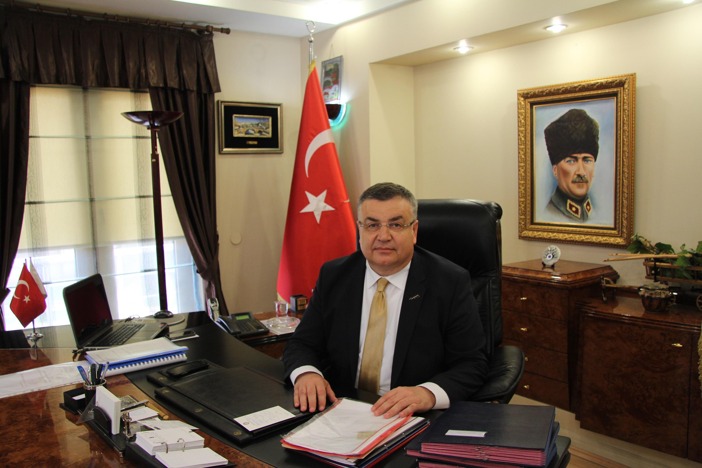 """Başkan Kesimoğlu: """"Oyuncularımıza Başarılar Diliyorum"""""""