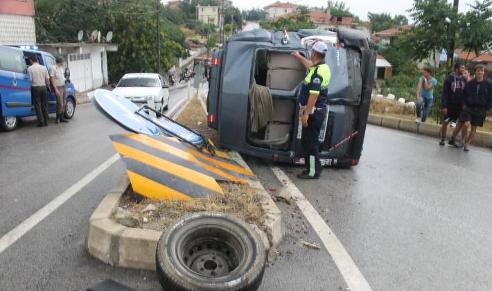 Kırcasalih'te Kaza 5 Yaralı…