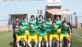 Anafartalarspor U16'da Uzköp'ü 4-0'la geçti…