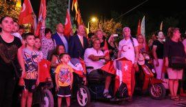 30 Ağustos Coşkusu Edirne'de Yaşandı…