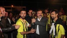 Dostluk Turnuvası'nın Şampiyonu Yıldırımspor (VİDEOLU HABER)