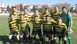 Keşanspor,deplasmanda Edirnespor ile 1-1 berabere kaldı…