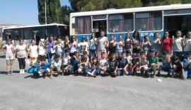 Keşan Belediyesi Yaz Kampı 30 Temmuz'da başladı.