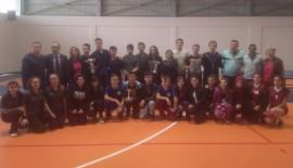 Masa Tenisinde şampiyonlar belli oldu…