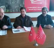 CHP İl Genel Meclis Başkanı ve Üyelerinden Basın Toplantısı…(Videolu Haber)