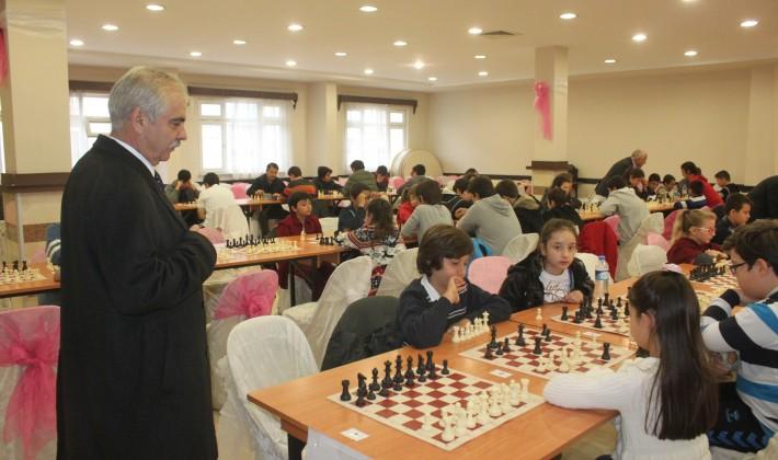Cumhuriyet Satranç Turnuvası sonuçlandı…(VİDEOLU HABER)