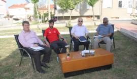 Geniş Açı'nın bu haftaki konukları Ahmet Tek, Bayram Ali Kalfalar ve Fikret Kantar
