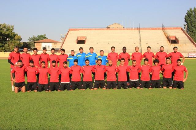 Edirnespor, hazırlık maçına çıkıyor