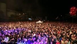60 Bin Kişi Festival Coşkusuna Ortak Oldu