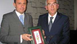 Ahmet Eler'e EDSİAD'dan Sosyal Girişimcilik Ödülü…(VİDEOLU HABER)