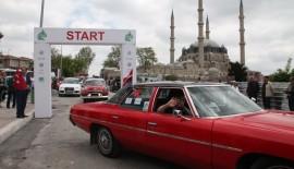 """""""Üç Ülke Tek Nehir"""" e Başkan Gürkan Start verdi"""