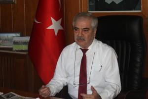 """Belediye Başkanı Özcan: """"Halkın huzuru,  adalet ve demokrasi ile mümkündür"""""""