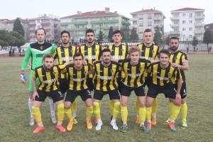 Anafartalarspor-Eroksapor'a 5-0 yenildi.