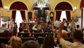 Edirne Belediyesi Ağustos Ayı Olağan Toplantısını Gerçekleştirdi.
