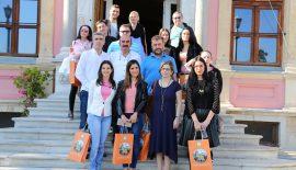 Balkan Gazetecilerden Ziyaret…