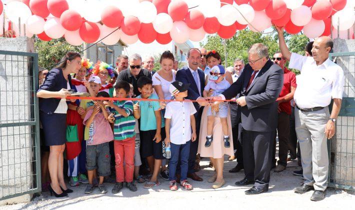 Süloğlu'na Düğün Salonu ve Kültür Sarayı temeli atıldı…