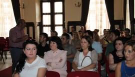 """Edirne Belediye Personeline """"Öfke Kontrolü """"Semineri"""