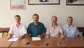 Ekmeleddin'i destekleyen partiler ortak basın toplantısı yaptı…