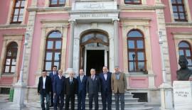Vali Mustafa Büyük'ten ziyaret