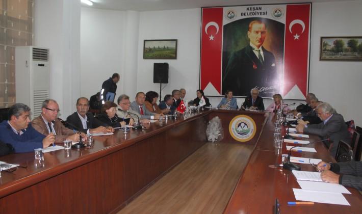 Keşan Belediye Meclisi Toplandı…