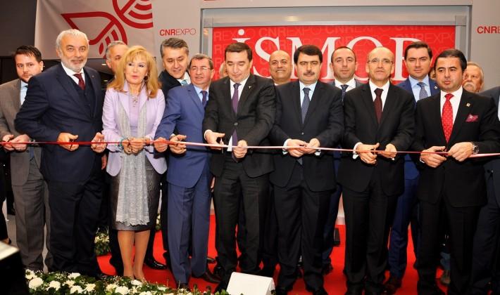 Türk Mobilya sektörü  ihracat içinİsmob fuarında