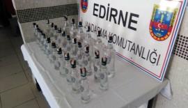 Keşan'da Sahte İçki Operasyonu… (Videolu Haber)