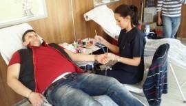 Keşan Belediyesi-Kızılay İşbirliği İle Kan Bağışı Kampanyası
