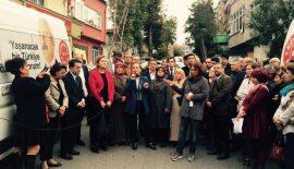 """Cankurtaran'dan Özhaseki'ye Çağrı """"Gelin Gaziosmanpaşa'da 1 Saat Dolaşalım"""""""