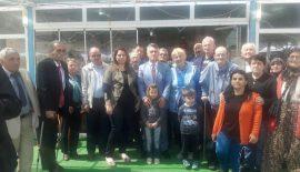 İş adamı Orhan Çakır, Keşan Engellileri Koruma Derneği üyelerine yemek verdi