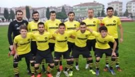 Keşanspor, Osmanlıspor'a 2-0 mağlup oldu.