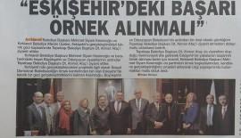 Kırklareli, Eskişehir'in Gündemini Oluşturdu