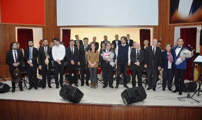 Süleymanpaşa Belediye Konservatuvarından unutulmayacak konser