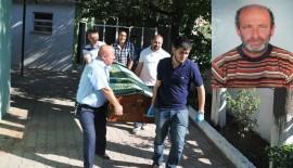 Caminin abdesthanesinde ölü bulundu (VİDEOLU HABER)