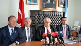 """Türker, """"Başkanlık Sistemi Saltanatı Getirir ve Cumhuriyetin Kuruluş Felsefesini Yok Eder"""""""