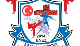 Taekwondo sporu Enez'de gelişiyor