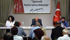 Süleymanpaşa Belediye Meclisi 4 Ekim Çarşamba günü toplanacak