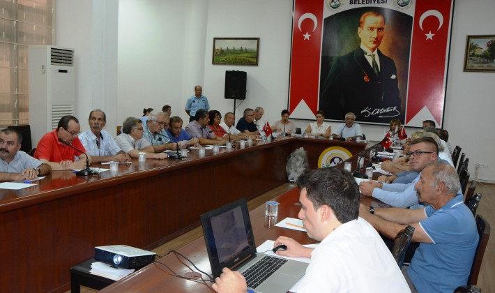 EYLÜL MECLİS TOPLANTISI GERÇEKLEŞTİRİLDİ
