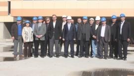 Başkan Özcan ve Meclis Üyeleri Pazaryeri Projesini yerinde inceledi…